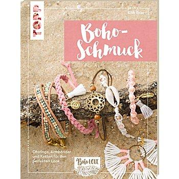 Buch 'Boho Schmuck – Ohrringe, Armbänder und Ketten für den perfekten Look'