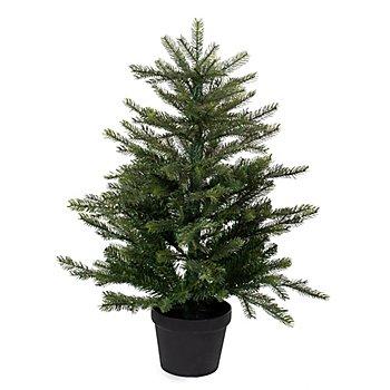Sapin de Noël avec éclairage, 90 cm