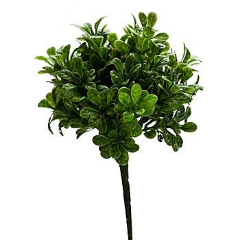 Branche de buis artificielle, 22 cm