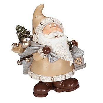 Deko-Figur 'Santa', 9 cm