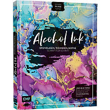 Buch 'Alcohol Ink'