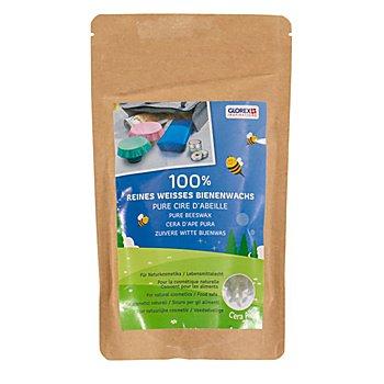 Bienenwachspastillen, weiss, 200 g, lebensmittelecht