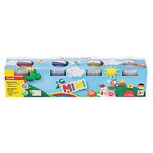 Spielknete Basisfarben, 4 Stück