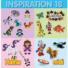Hama Inspirationsheft No. 18