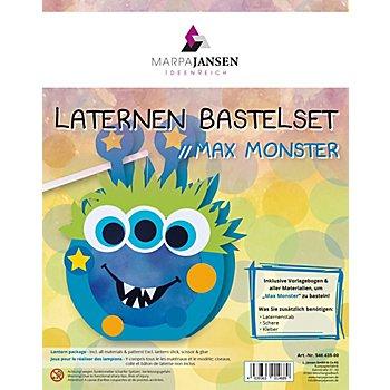 Laternen-Komplettset 'Max Monster'