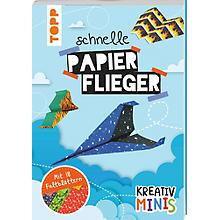 Buch 'Schnelle Papierflieger'