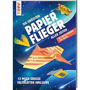 Buch 'Die grössten Papierflieger aller Zeiten'