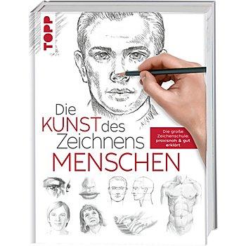 Buch 'Die Kunst des Zeichnens – Menschen'