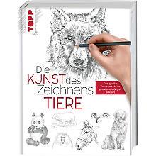 Buch 'Die Kunst des Zeichnens – Tiere'