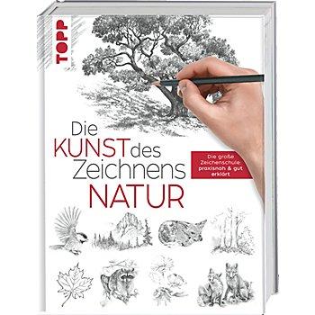 Buch 'Die Kunst des Zeichnens – Natur'
