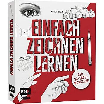 Buch 'Einfach Zeichnen lernen – der 30-Tage-Workshop'