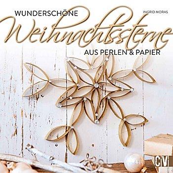 Buch 'Wunderschöne Weihnachtssterne – Aus Perlen & Papier'