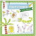 "Buch ""Fingerstempeln"""