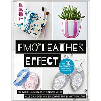 Buch 'Fimo® Leather Effect'