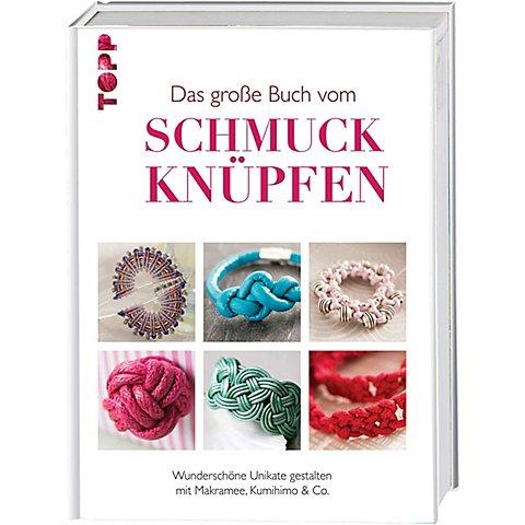 """Image of Buch """"Das grosse Buch vom Schmuck Knüpfen"""""""