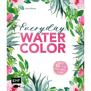 Buch 'Everyday Watercolor – Dein 30-Tage-Aquarellkurs'
