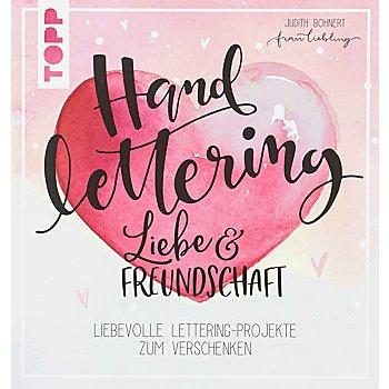 Buch 'Handlettering Liebe & Freundschaft'