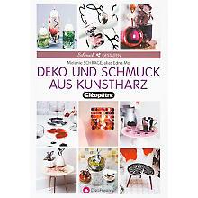 Buch 'Deko und Schmuck aus Kunstharz'