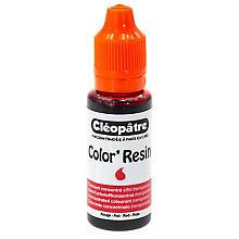 Resin-Farbe rot, 15 g