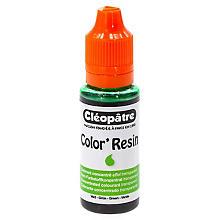 Resin-Farbe grün, 15 g