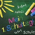 """Papierserviette """"Mein 1. Schultag"""", 33 x 33 cm, 20 Stück"""