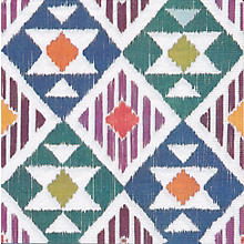 Serviettes en papier 'ethnique', 33 x 33 cm, 20 pièces