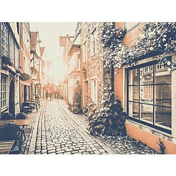 Diamantenstickerei-Set 'Altstadt', 24 x 34 cm