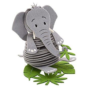 Filz-Bastelset 'Elefant'