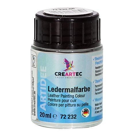 Image of Ledermalfarbe, weiss, 20 ml