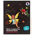 """Ursus Kratzel Buch """"Feen & Prinzessinnen"""", 12 Bilder"""