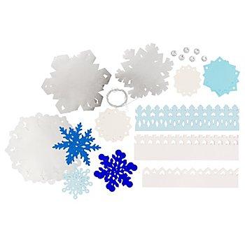 Ursus Flocons de neige en papier, 6 pièces