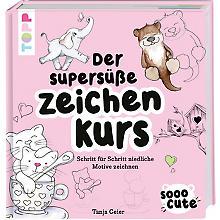 Buch 'Der supersüße Zeichenkurs'