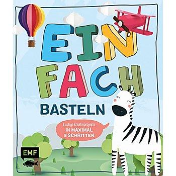 Buch 'Einfach Basteln – Kids'
