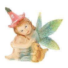 Figurine 'elfe', 5,5 x 5 cm