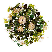 Potpourri, grün, 50 g