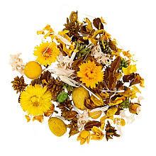 Potpourri, gelb, 50 g