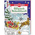 """Buch """"Ausmalzauber - Glitzernde Weihnachtswelt"""""""