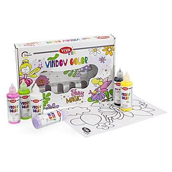 Window Color Set 'Fairy Magic'