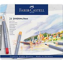 Goldfaber Aquarellstifte-Set, 24 Stifte