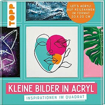 Buch 'Kleine Bilder in Acryl'