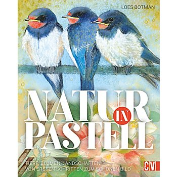 Buch 'Natur in Pastell'