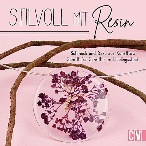 "Image of Buch ""Stilvoll mit Resin"""