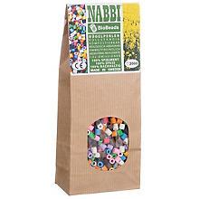 Nabbi® Perles à repasser bio, 2.000 pièces, multicolore