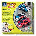 "Fimo kids form & play Autos ""Police race"""