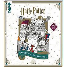 Buch 'Harry Potter - Zauberhafte Ausmalwelt'