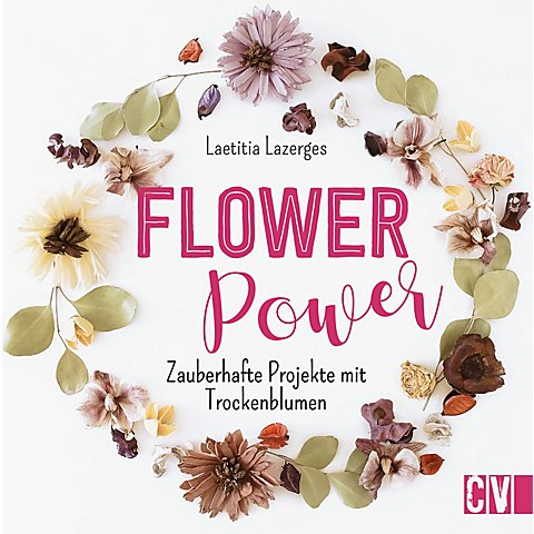 "Image of Buch ""Flower Power"""
