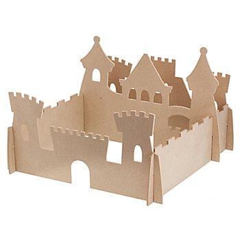 MDF-Bausatz 'Märchenschloss'