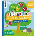 """Buch """"Das Stickerbuch für die Allerkleinsten - Komm mit in den Garten"""""""
