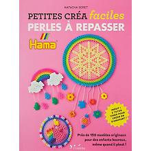 Livre 'Mes petites créa faciles - perles à repasser'
