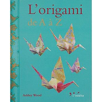 Livre 'Origami de A à Z'